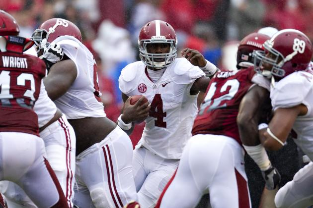 Alabama Crimson Tide vs. Arkansas Razorbacks Complete Game Preview
