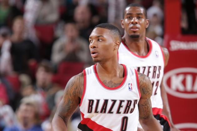 2013-14 NBA Season Preview Player Power Rankings for Portland Trail Blazers