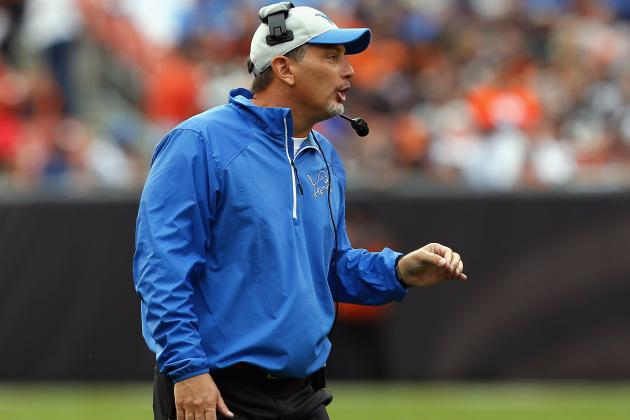 Detroit Lions vs. Cincinnati Bengals: 5 Bold Predictions for Lions