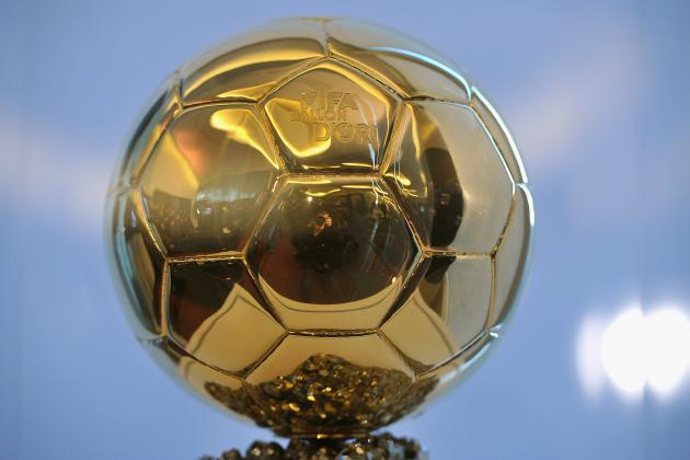 Predicting the Ballon D'Or Nominees