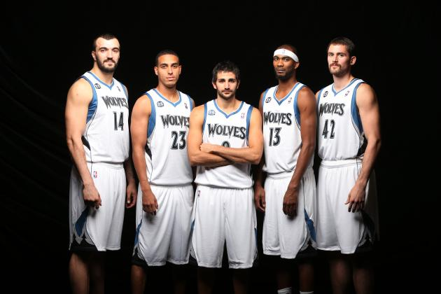 2013-14 NBA Season Preview Player Power Rankings for Minnesota Timberwolves