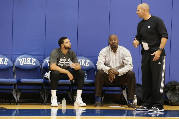Checklist for Jason Kidd to Thrive in First Year as Brooklyn Nets Coach