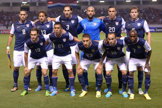 USA World Cup Roster 2014: Updates on 23-Man Squad and Starting 11 Projections