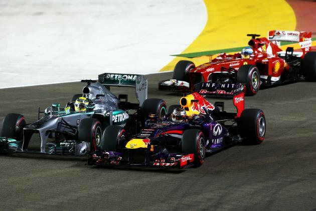 Predicting Red Bull's Biggest Rival for 2014 Formula 1 Season