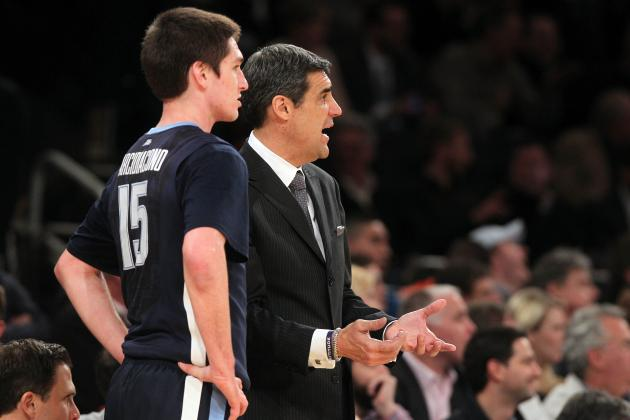 Villanova Basketball: 5 Takeaways from Start of Wildcats' Practices
