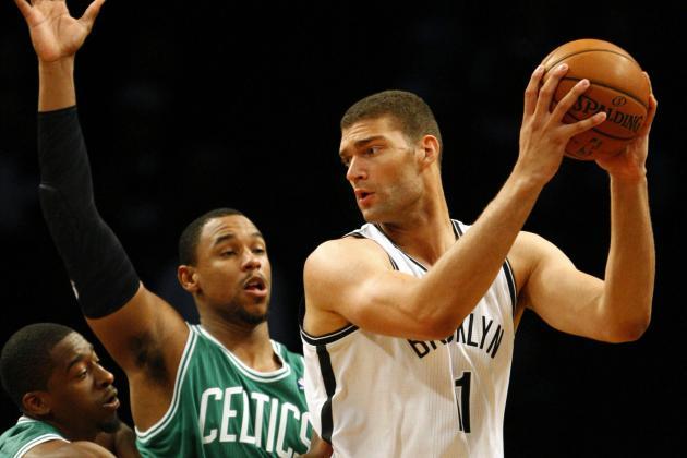 2013-14 NBA Season Preview Player Power Rankings for Brooklyn Nets