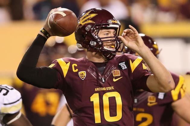 College Football Week 8 Picks: Washington Huskies vs. Arizona State Sun Devils