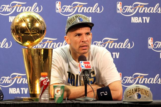 Remembering Jason Kidd's Best Career Highlights and Moments