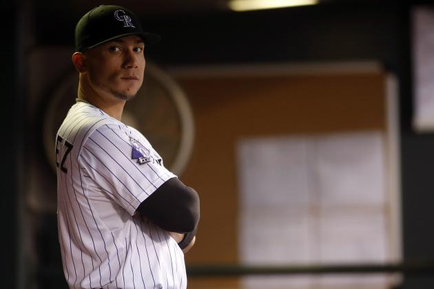 Predicting the Colorado Rockies Lineup in 2 Years