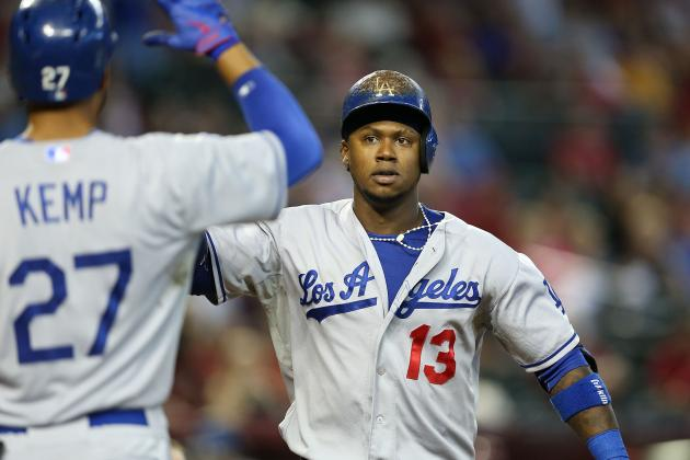 Predicting the Los Angeles Dodgers' Starting Lineup Next Season
