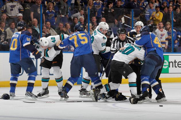San Jose Sharks' Biggest Takeways from Blowout Win over St. Louis Blues