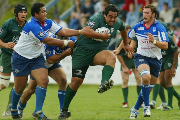 The Fattest Players in Rugby History
