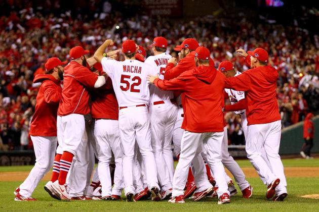 Next Steps for the St. Louis Cardinals to Win the World Series