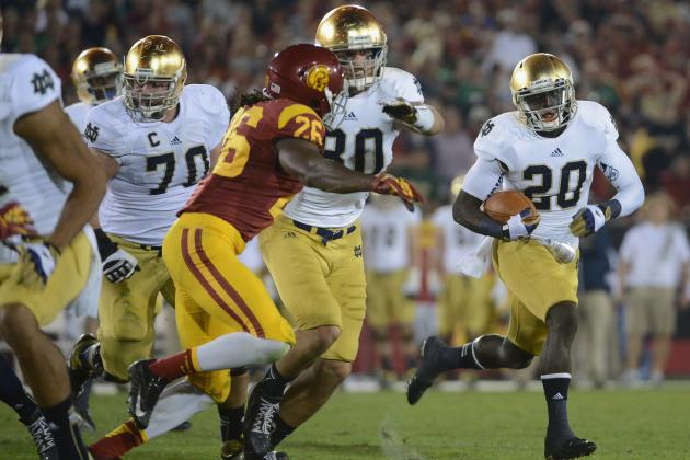 Notre Dame Football: The Irish's 10 Most Memorable Wins over USC