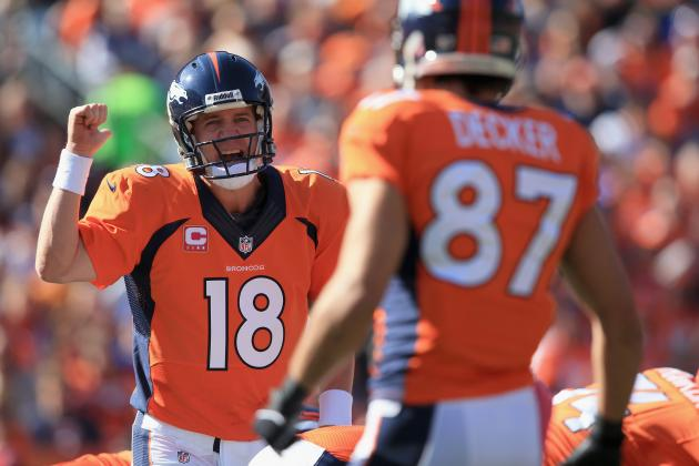 Dissecting Most Crucial Matchups in Denver Broncos' Week 7 Contest with Colts