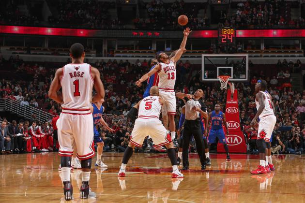 Detroit Pistons vs. Chicago Bulls: Game Recap and Grades