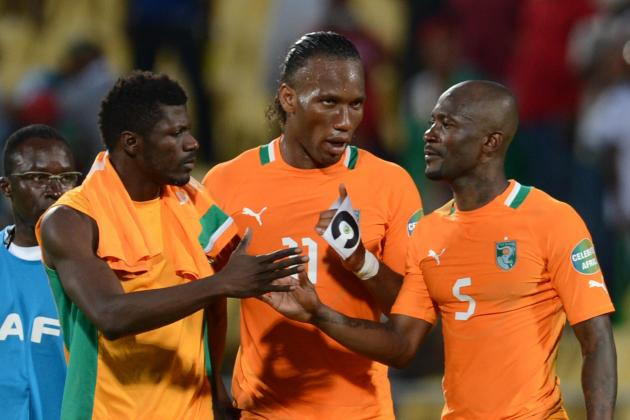 Areas for Improvement Following Africa's WC Qualifying Play-Offs