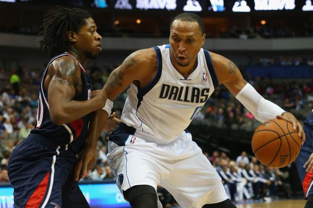 2013-14 NBA Season Preview Player Power Rankings for Dallas Mavericks