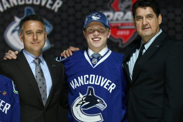Latest Updates on Vancouver Canucks' Top Prospects
