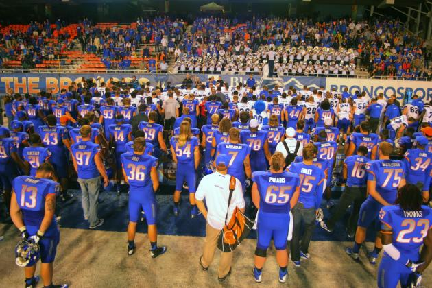 Boise State Football: Midseason Grades for Players and Coaches