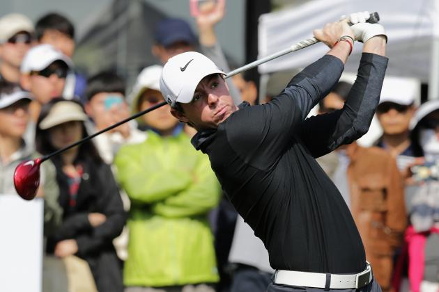 Rory McIlroy at Kolon Korea Open 2013: Daily Scores and Leaderboard Analysis