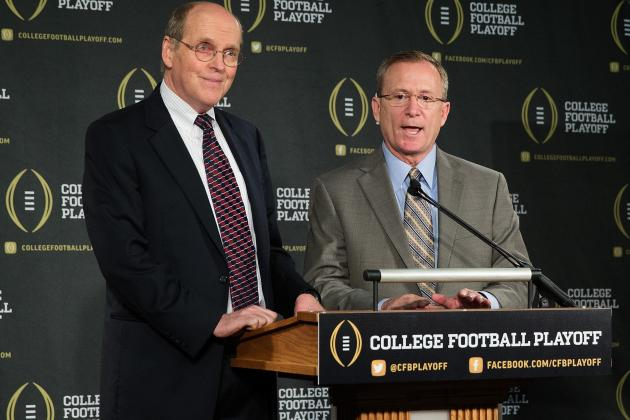 Grading Every Choice on College Football's New Playoff Selection Committee