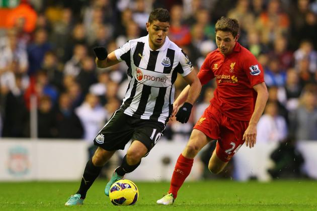 How Newcastle United Will Line Up Against Liverpool