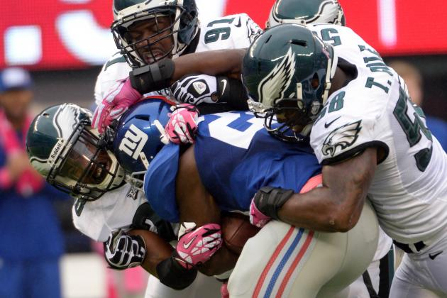 10 Ways You Know the New York Giants Are a Terrible Team