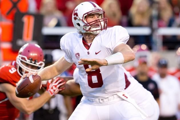 College Football Week 8 Picks: UCLA Bruins vs. Stanford Cardinal
