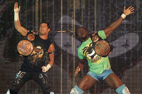7 Pairings That Would Strengthen WWE's Tag Team Division
