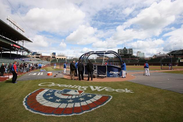 Predicting the Chicago Cubs Starting Lineup in 2014