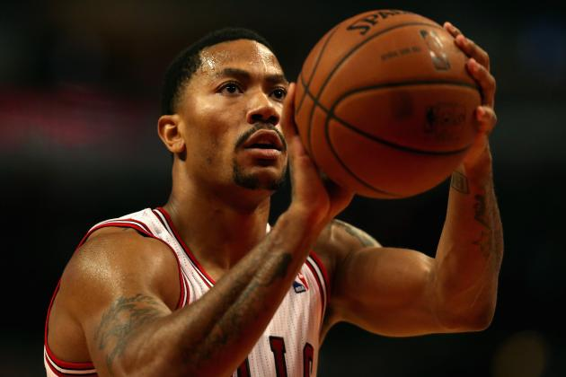 What 2016 Team USA Olympic Basketball Roster Would Look Like with Derrick Rose