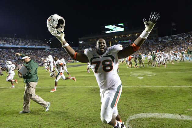Miami vs. North Carolina: 10 Things We Learned in Hurricanes' Win