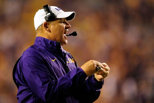 College Football Week 8 Picks: LSU Tigers vs. Mississippi Rebels