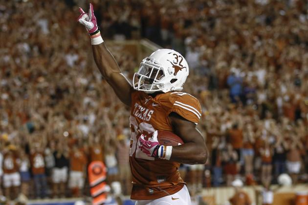 Texas Football: How Many Starters Have NFL Caliber Talent?