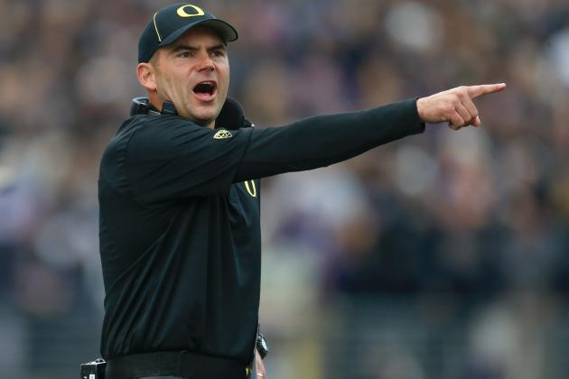 Oregon Football: Midseason Grades for Players and Coaches