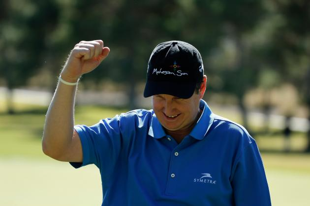 Shriners Open 2013: Daily Leaderboard Analysis, Highlights and More