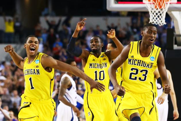 Michigan Basketball: Predictions for Wolverines' Team Awards