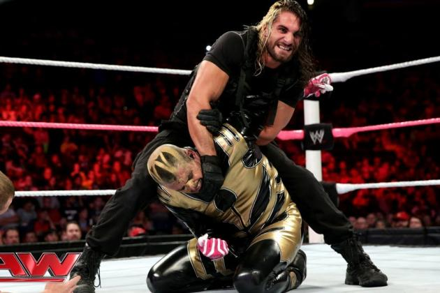Breaking Down the Best and Worst of the WWE for Week of Oct. 14