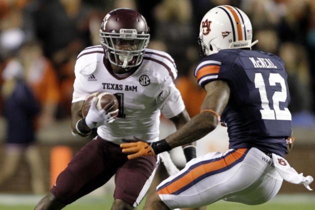 Auburn vs. Texas A&M: The Complete Game Preview
