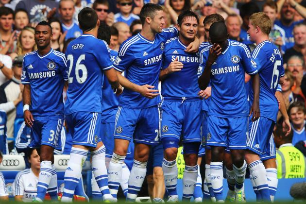 6 Chelsea Stats to Surprise You This Season