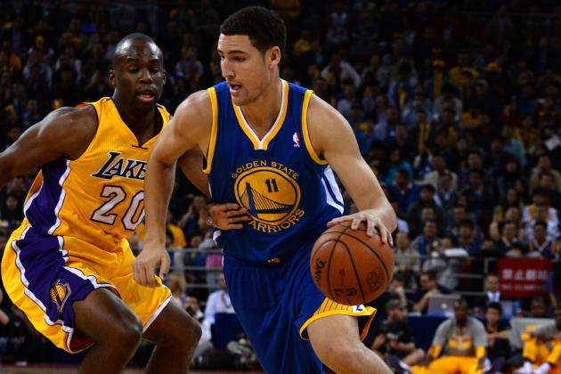 Los Angeles Lakers vs. Golden State Warriors: Grading Golden State's Performance