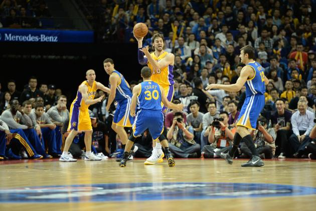 Los Angeles Lakers vs. Golden State Warriors: Grading Lakers' Performance
