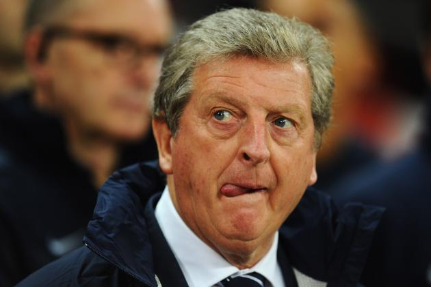 Roy Hodgson and 8 of the Biggest Dressing Room Controversies