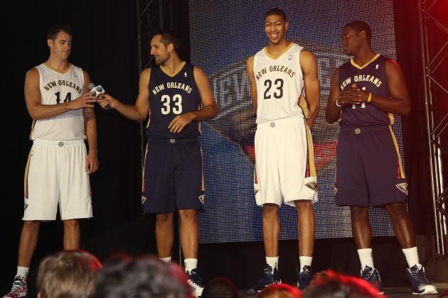 Ranking the NBA's New Uniforms