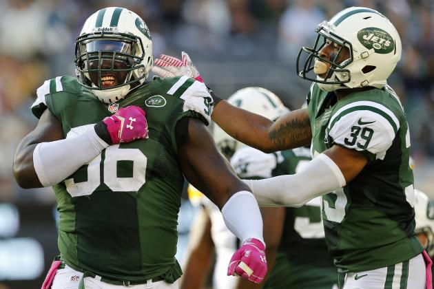 5 Biggest Reasons for New York Jets' Defensive Improvement in 2013