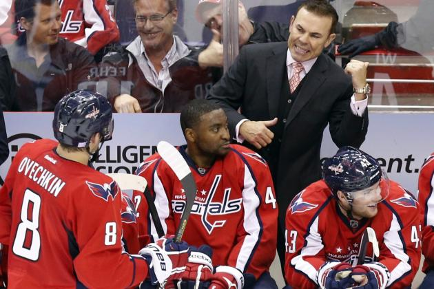 The Washington Capitals' 5 Biggest Weaknesses Early in 2013-14 Season