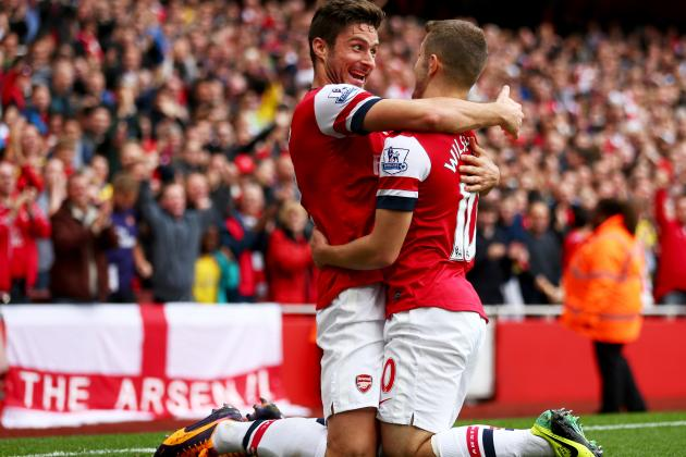 Arsenal vs. Norwich: 6 Things We Learned