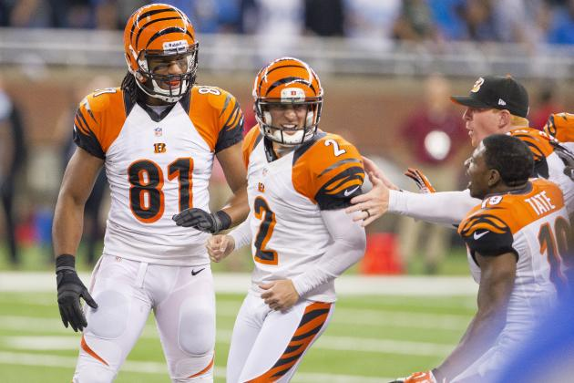 Detroit Lions vs. Cincinnati Bengals: Full Lions Report Card