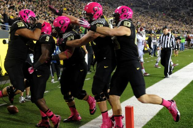 Washington State vs. Oregon: 10 Things We Learned in Ducks' Win